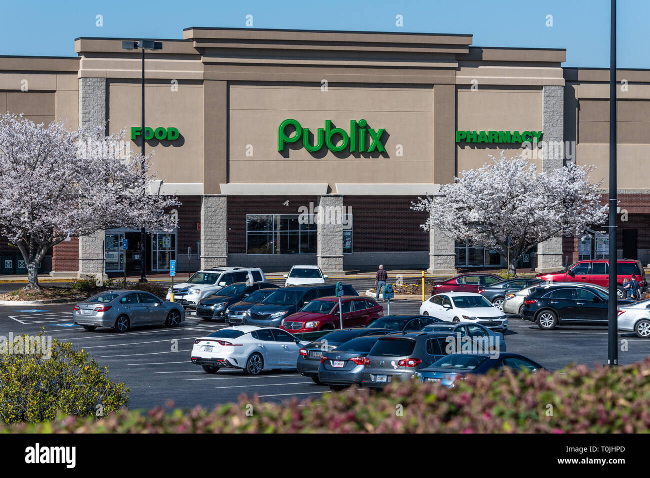 Publix Super Market (the largest and fastest-growing
