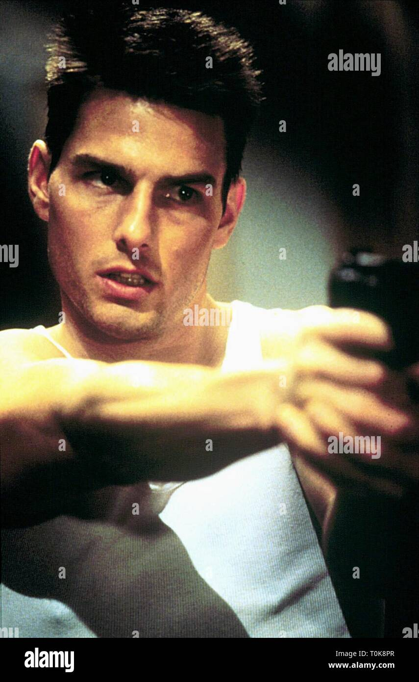 Tom Cruise Mission Impossible 1996 Stock Photo Alamy