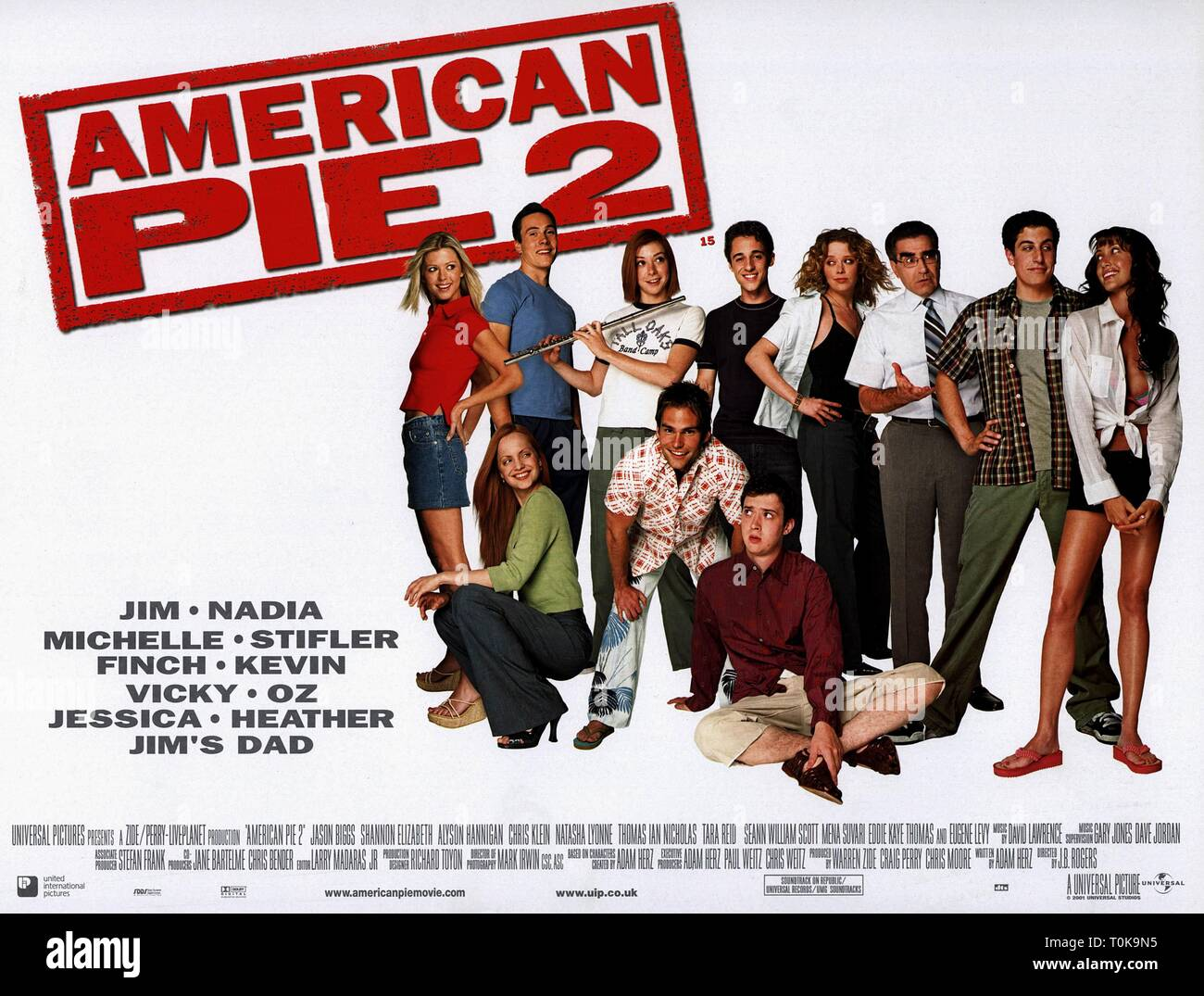 Download Film American Pie 2 2001