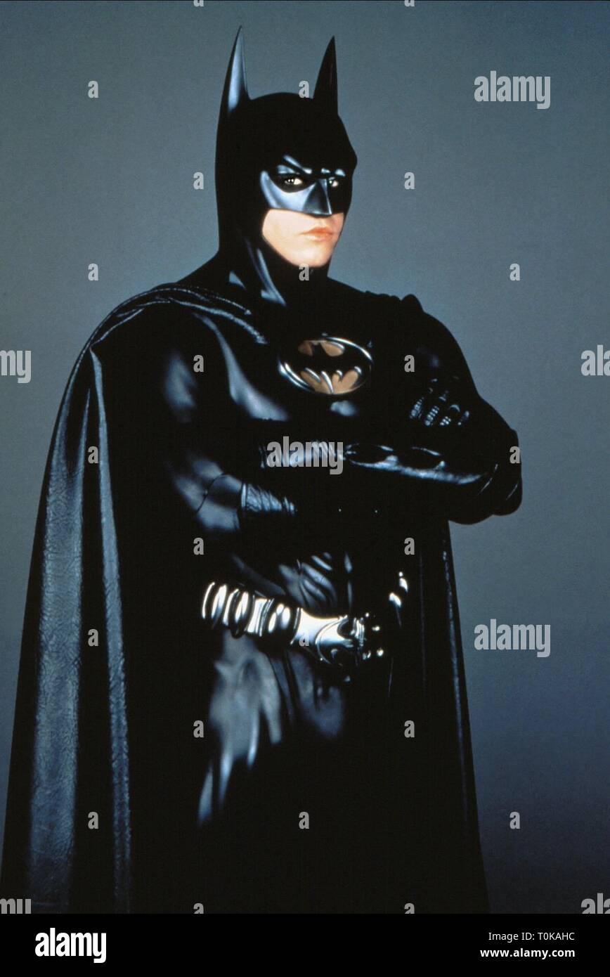 Val Kilmer Batman Forever 1995 Stock Photo Alamy