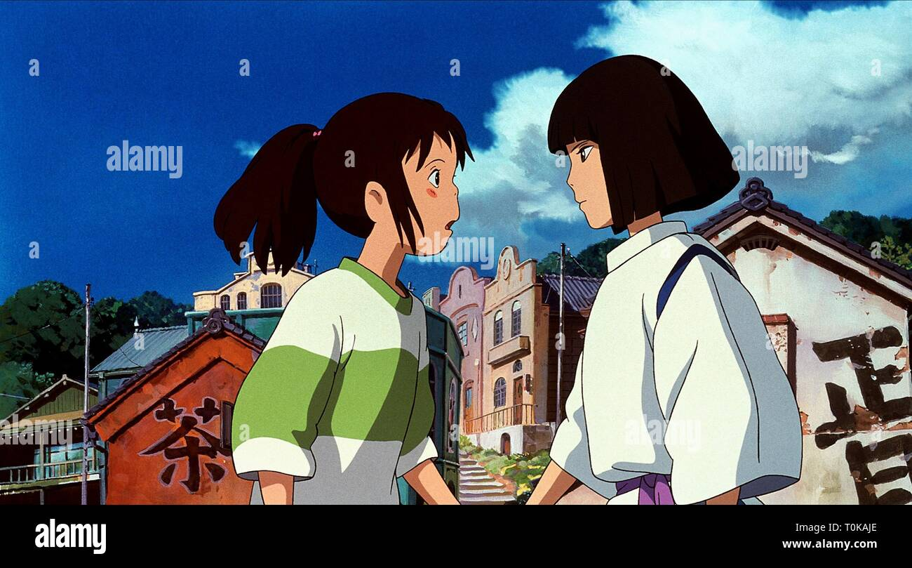 Spirited Away High Resolution Stock Photography And Images Alamy