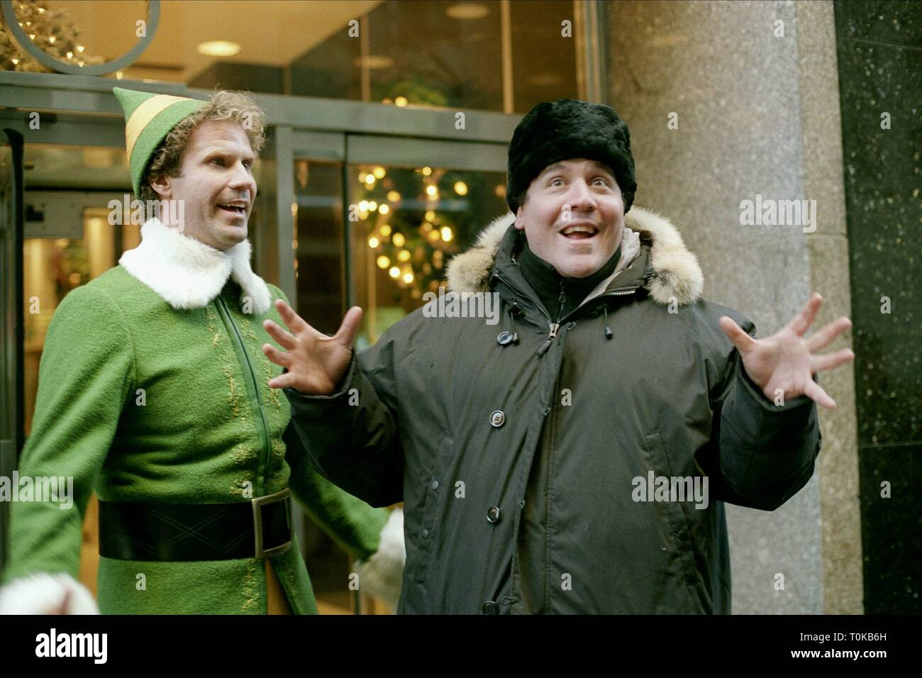Elf Movie High Resolution Stock Photography And Images Alamy