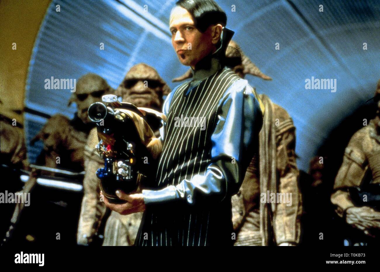 GARY OLDMAN, THE FIFTH ELEMENT, 1997 - Stock Image
