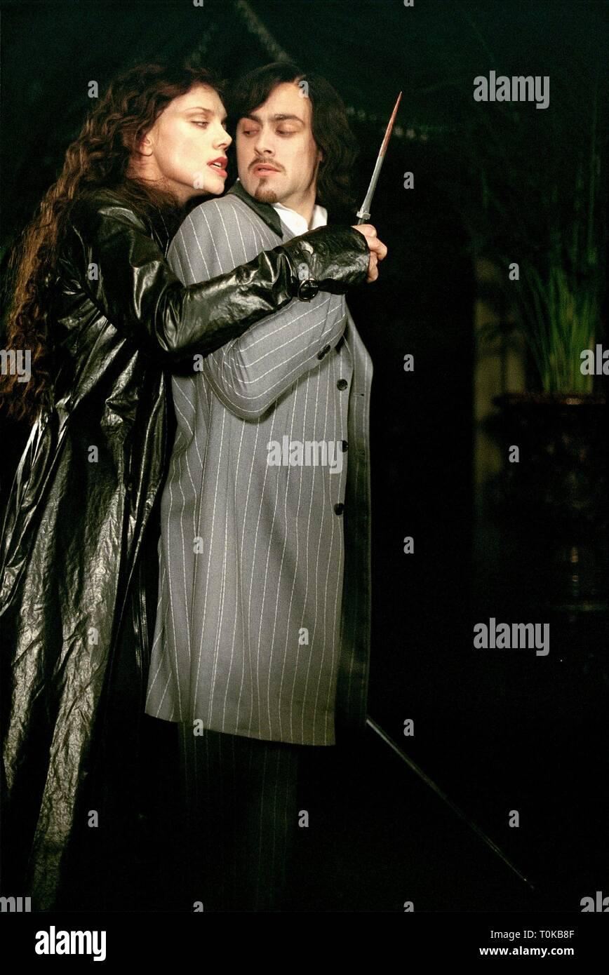 PETA WILSON, STUART TOWNSEND, THE LEAGUE OF EXTRAORDINARY GENTLEMEN, 2003 - Stock Image