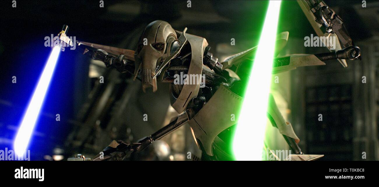 Grievous High Resolution Stock Photography And Images Alamy