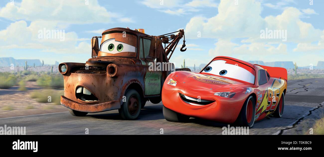 Lightning Mcqueen High Resolution Stock Photography And Images Alamy
