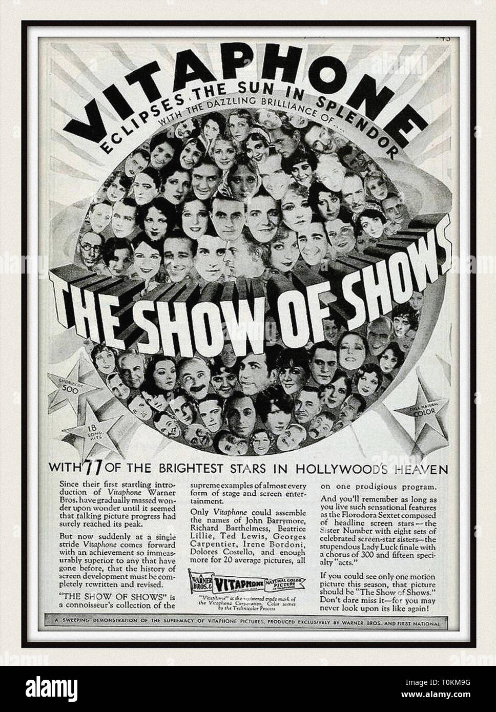 Picture Show 1930