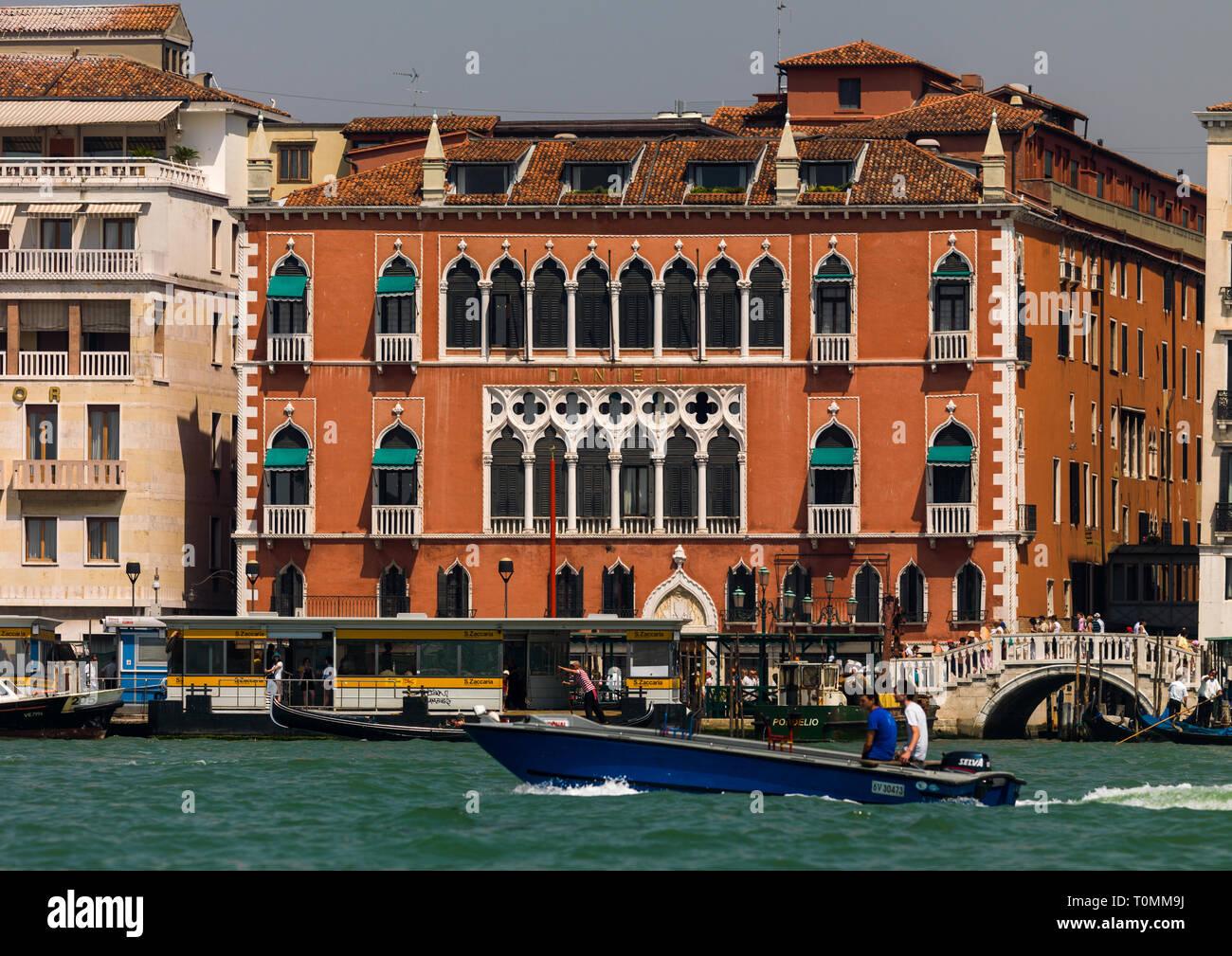 Venice Veneto Region Italy Europe Stock Photos Venice
