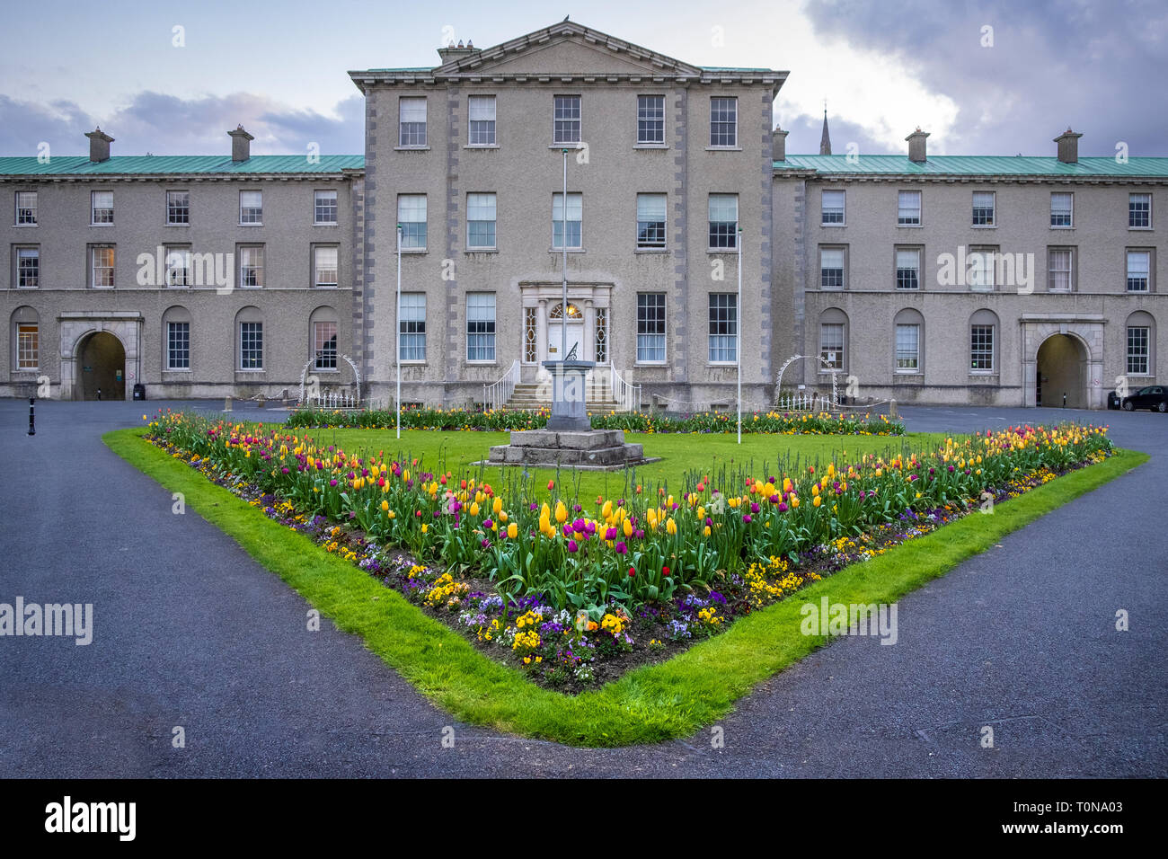 Campus and Conference Center in Maynooth - Stock Image