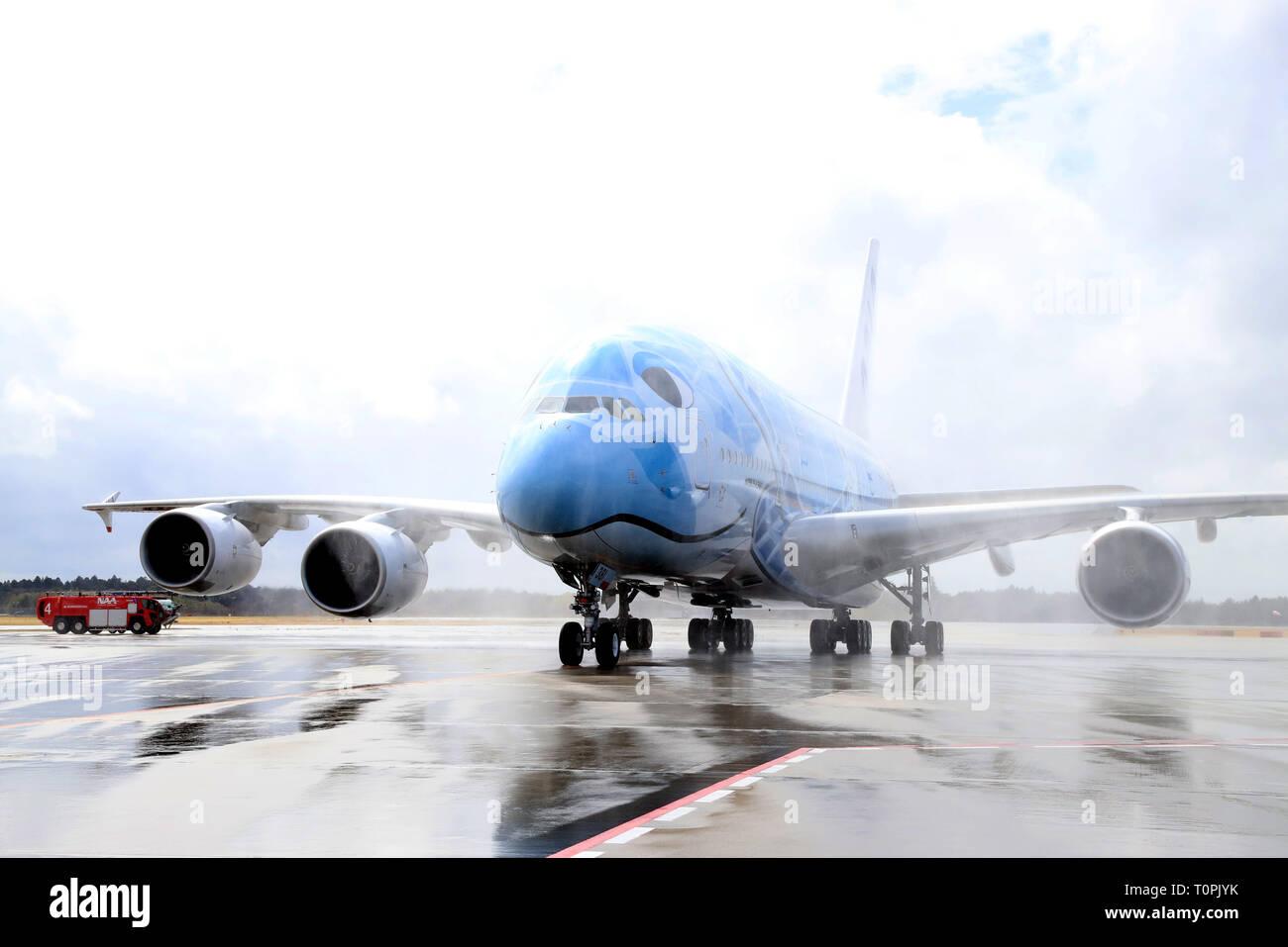Ana Plane Stock Photos & Ana Plane Stock Images - Page 3 - Alamy