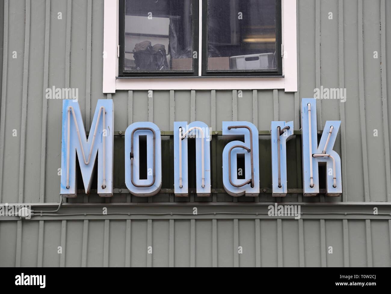 Monark comapny. Photo Jeppe Gustafsson Stock Photo