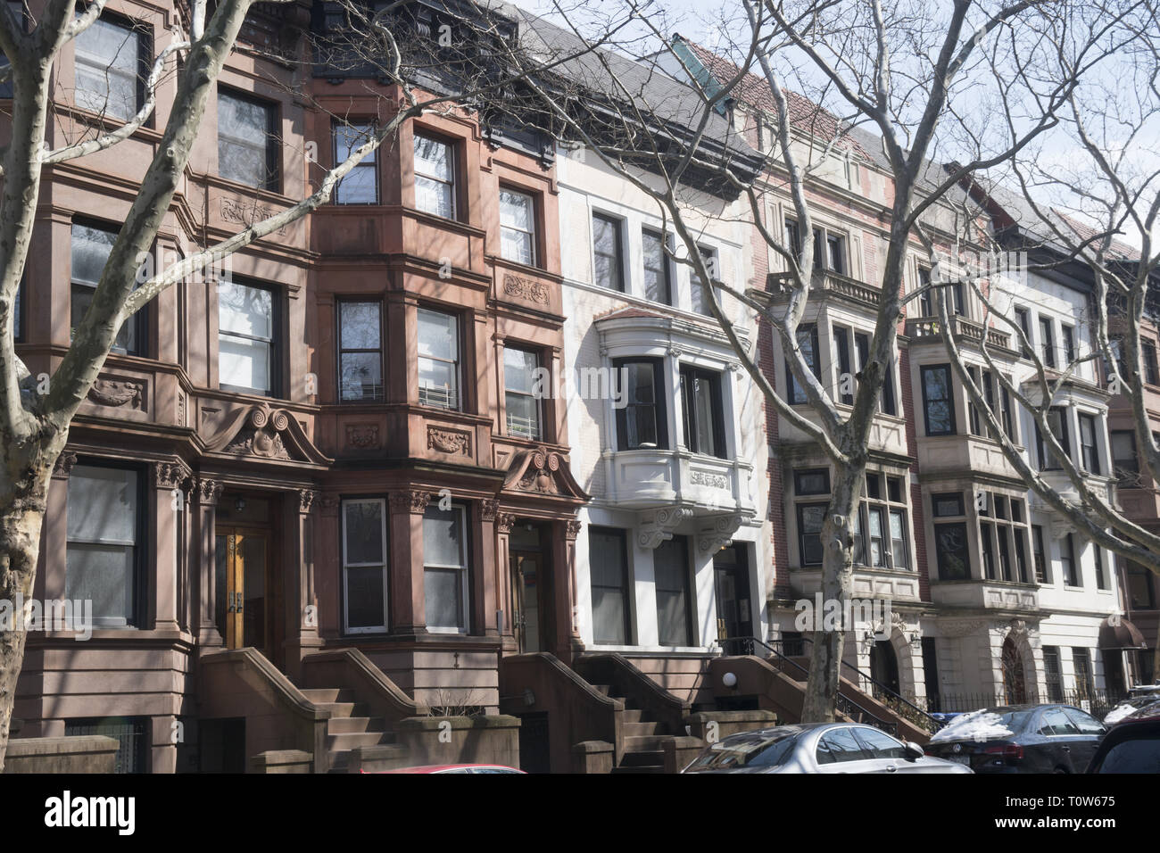 Brownstone Style Homes Apartments In Park Slope Brooklyn New York