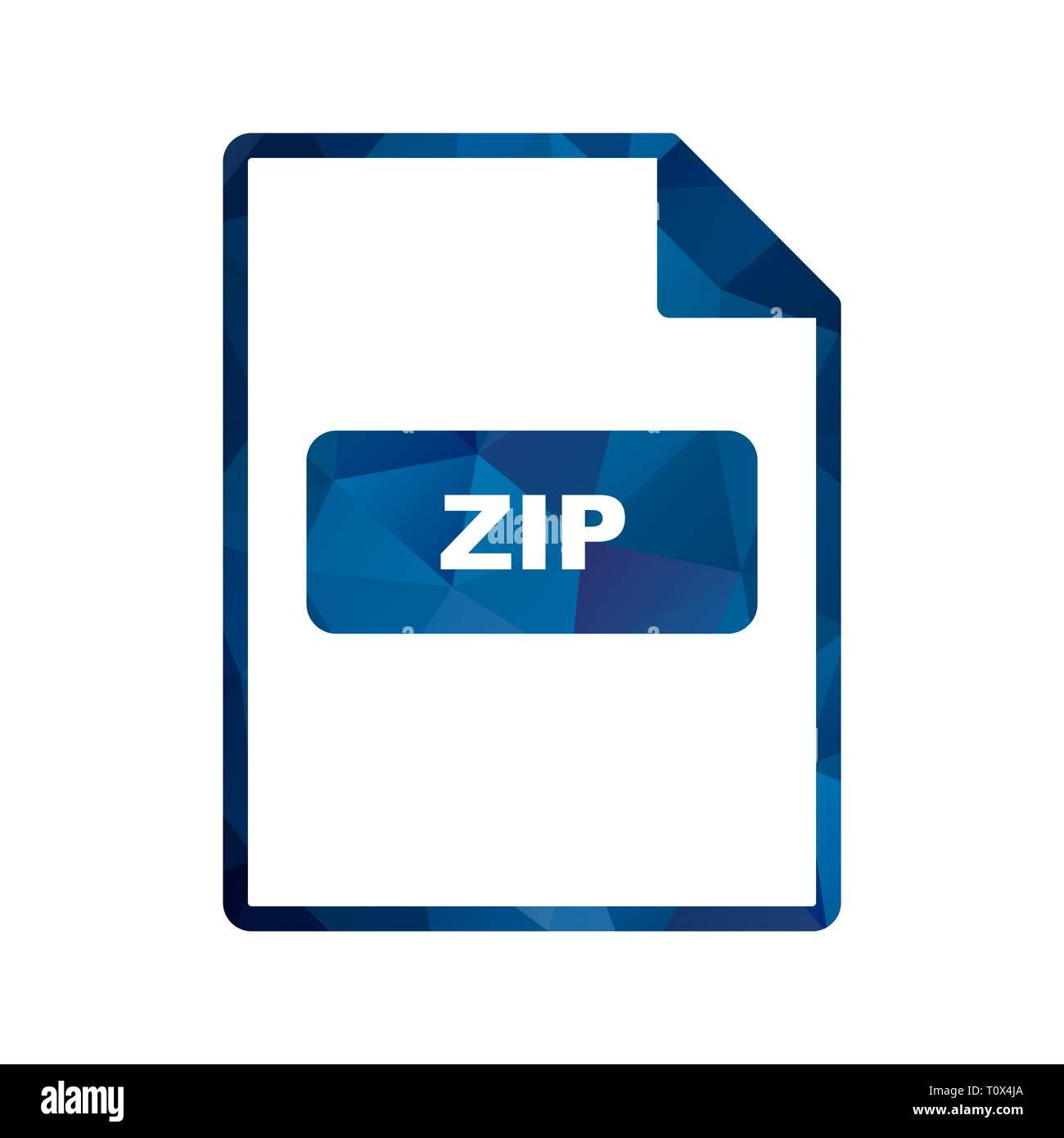 Zip Icon Stock Photos & Zip Icon Stock Images - Alamy