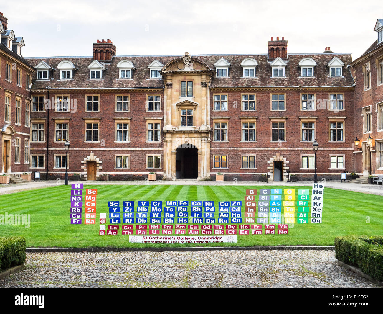 Enjoyable International Year Of The Periodic Table Exhibition St Download Free Architecture Designs Intelgarnamadebymaigaardcom