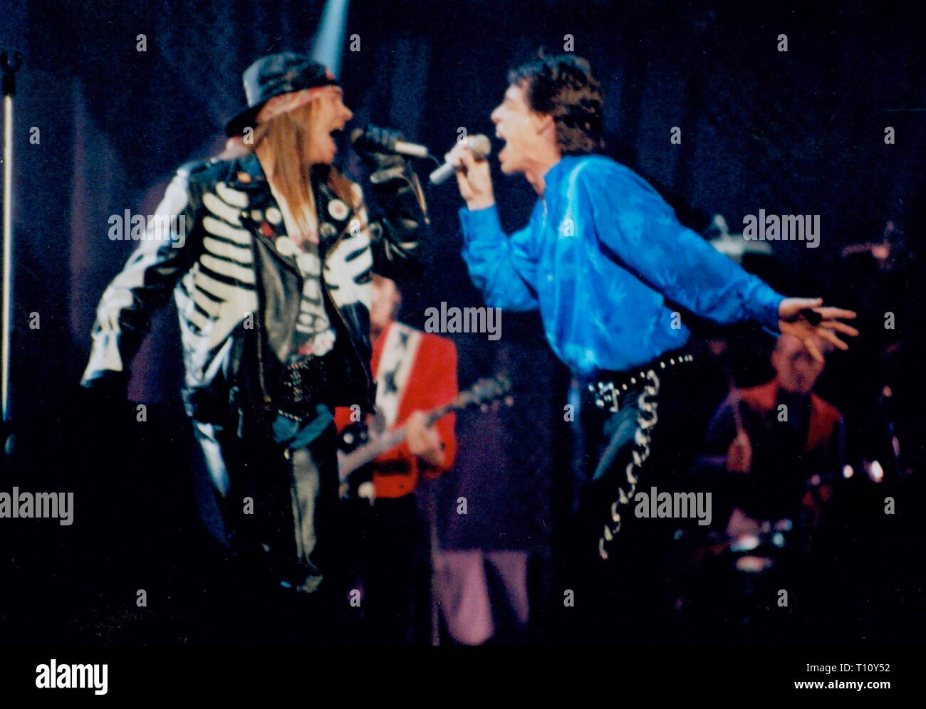 Axl Rose Stock Photos & Axl Rose Stock Images - Alamy