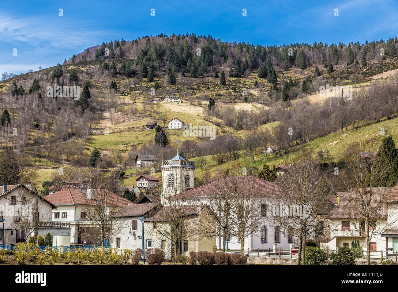 Bussang Stock Photos Bussang Stock Images Alamy