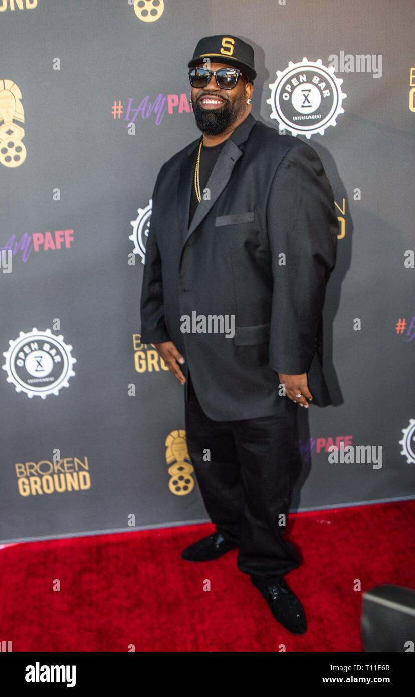 Open Bar Entertainment's 'Broken Ground' series red carpet premiere