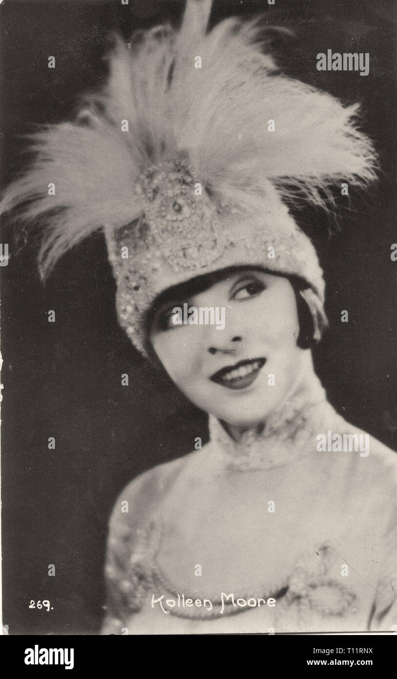 Cards & Papers Latest Collection Of Colleen Moore Autograph Silent Movie Actress In The Scarlet Letter Signed Card Moderate Price Entertainment Memorabilia