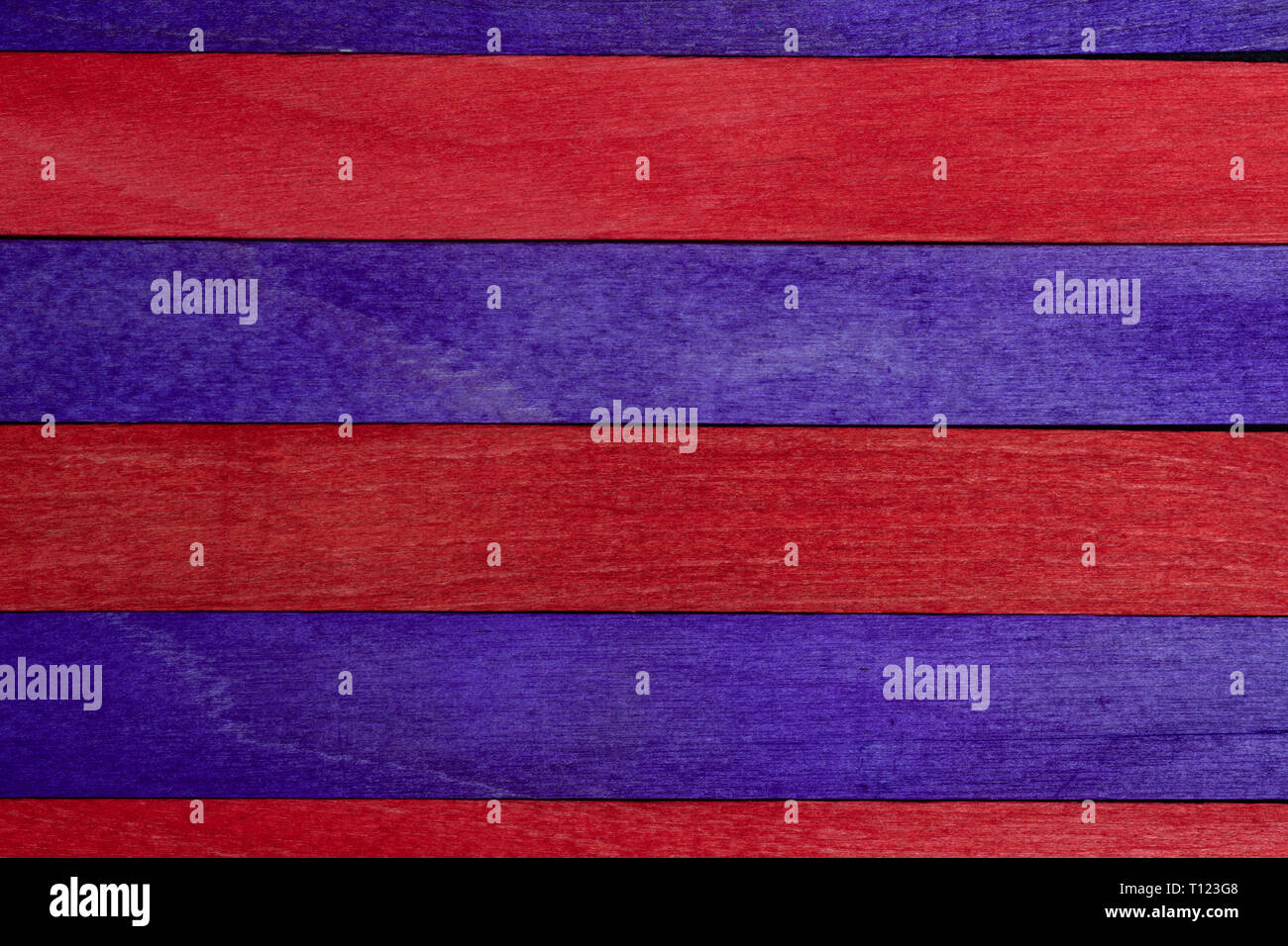Beautiful Texture Of Natural Wood Slats In Purple And Red Colors Natural And Aged Appearance Soccer Team Barcelona Barca Cule Stock Photo Alamy