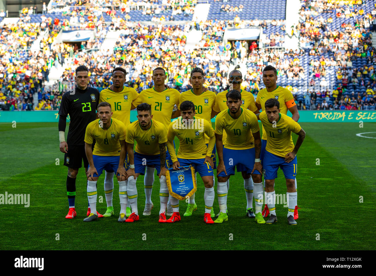 Panama International Soccer Scarf