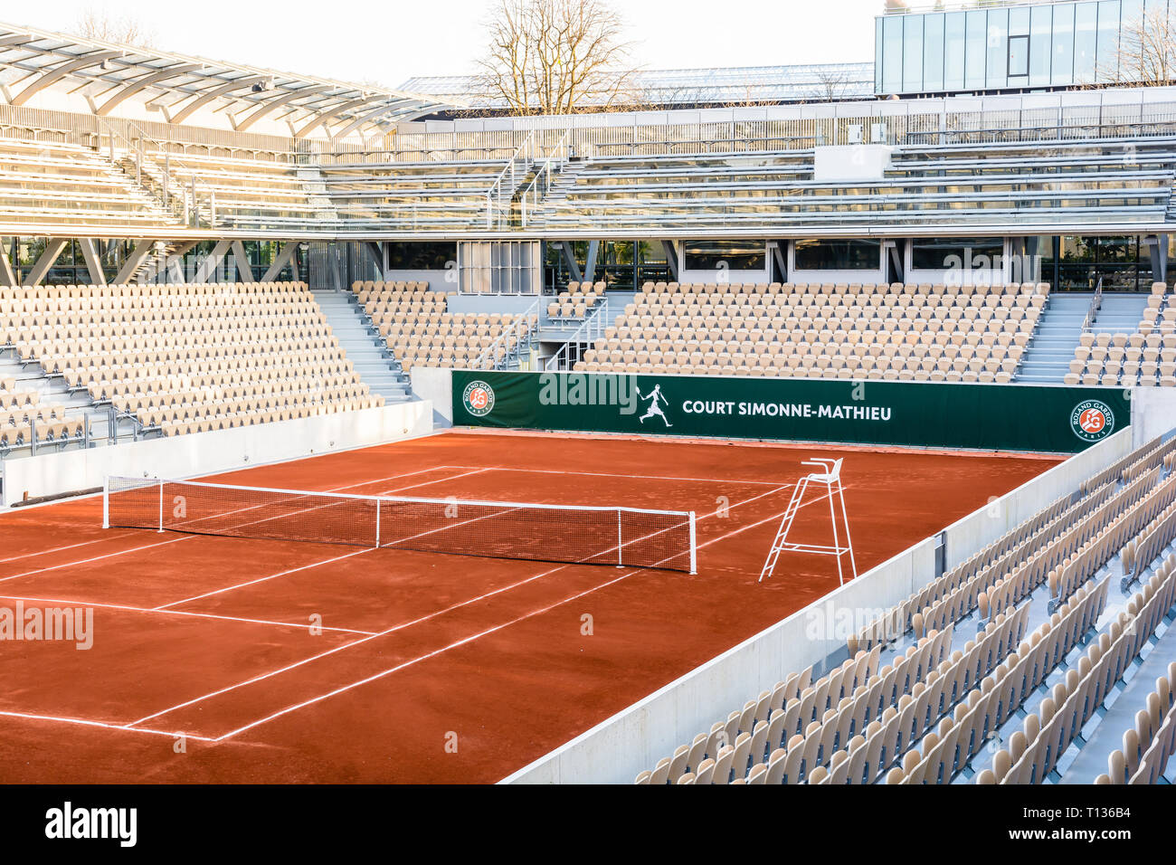 French Open Stadion