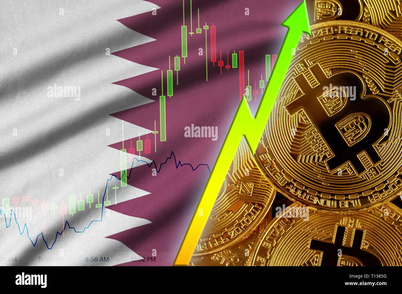 Qatar Waving Flag Stock Photos & Qatar Waving Flag Stock Images - Alamy