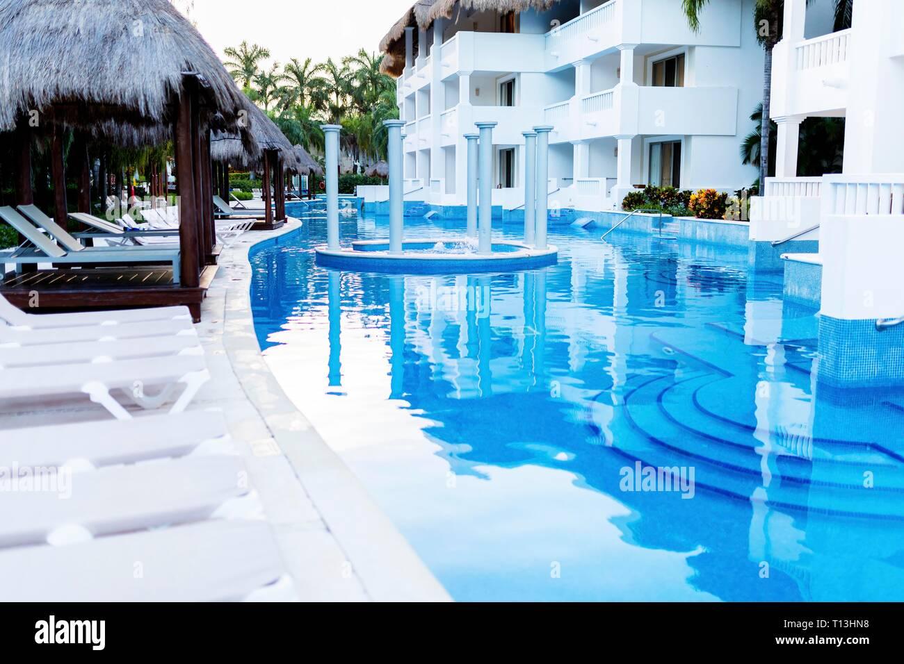 Grand Riviera Princess Hotel In Mexico Riviera Maya On 24th
