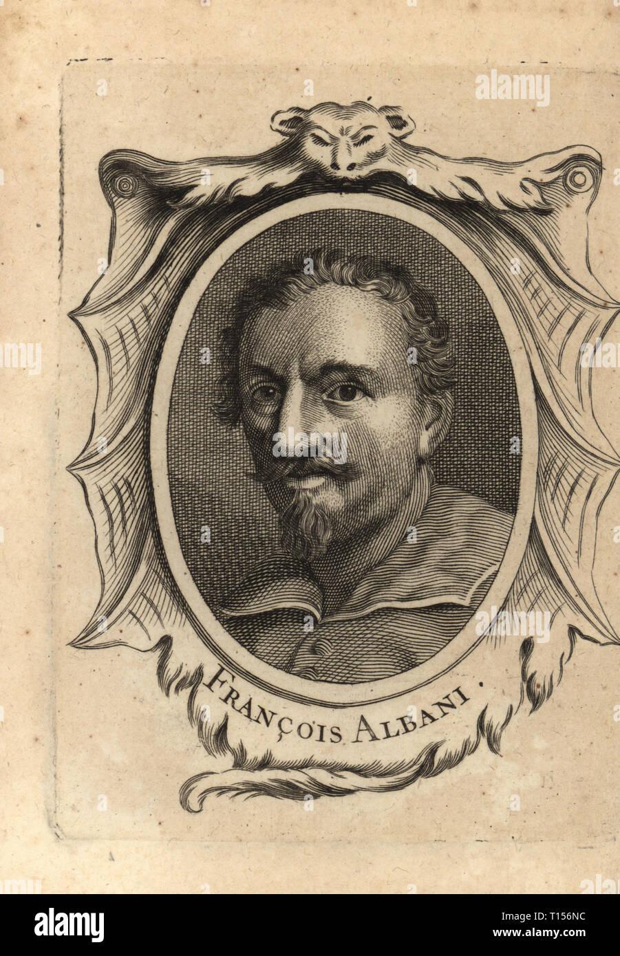 Andrea Albani francesco albani stock photos & francesco albani stock