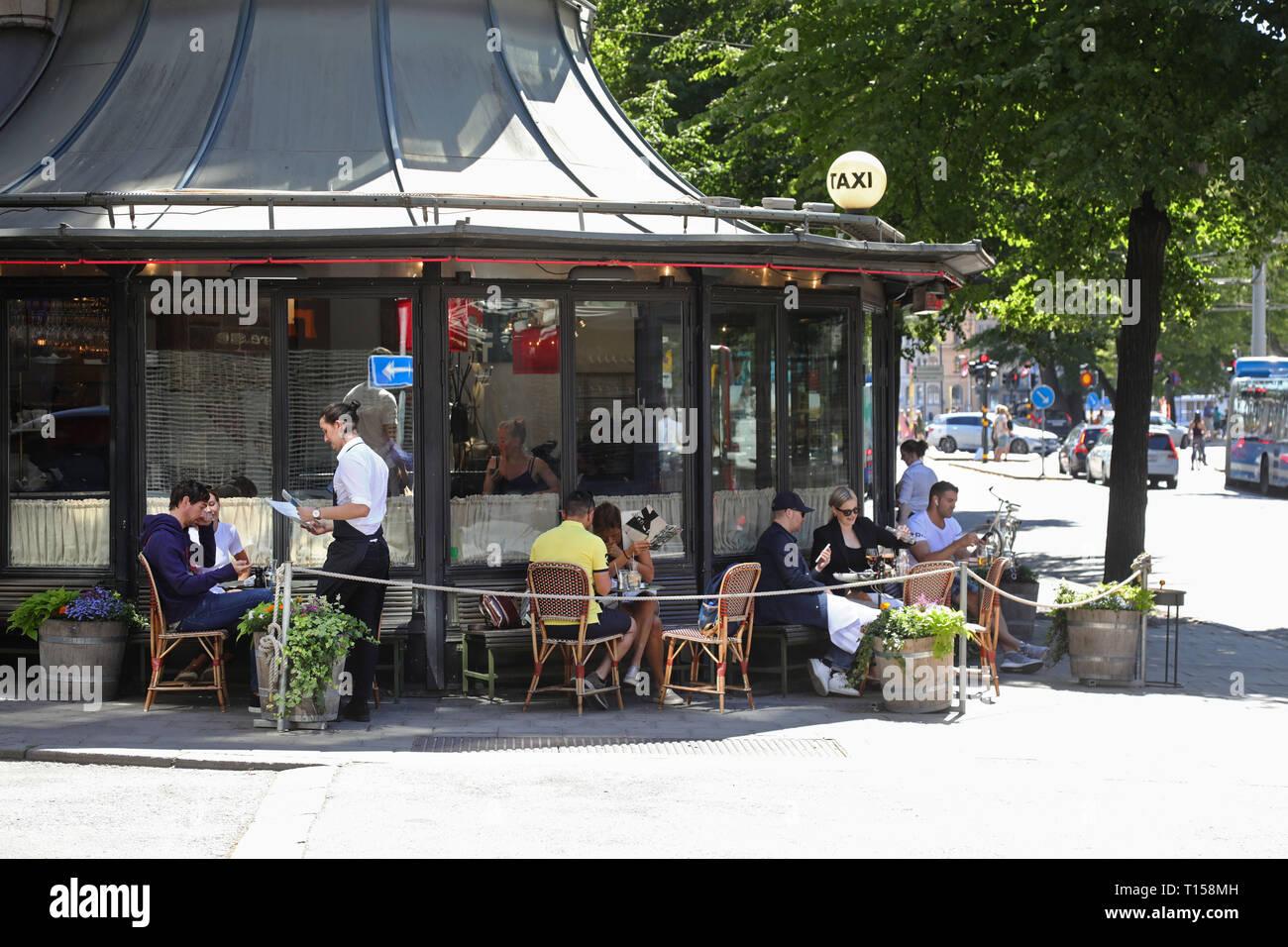 Birger Jarlsgatan Stock Photos Birger Jarlsgatan Stock