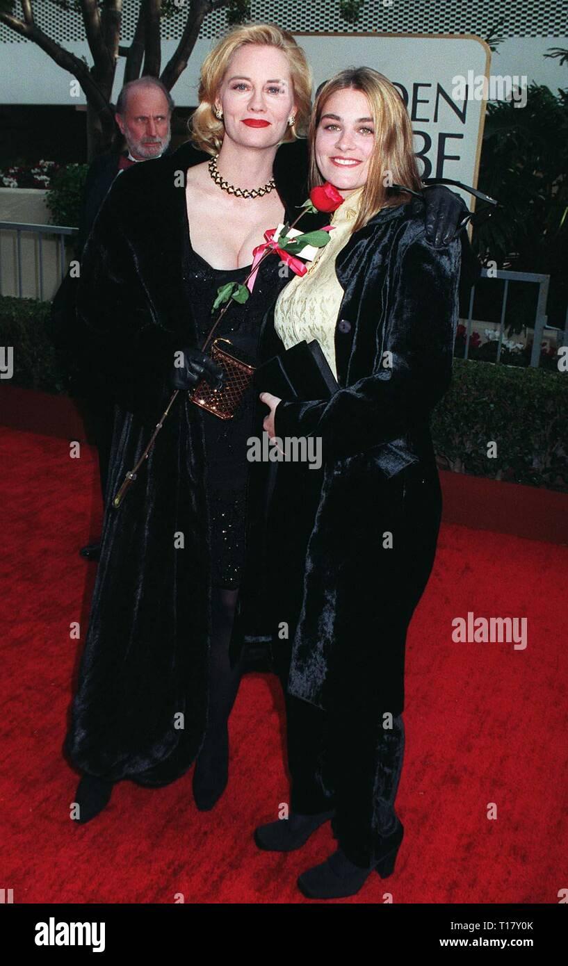 Los Angeles Ca January 20 1997 Actress Cybill Shepherd