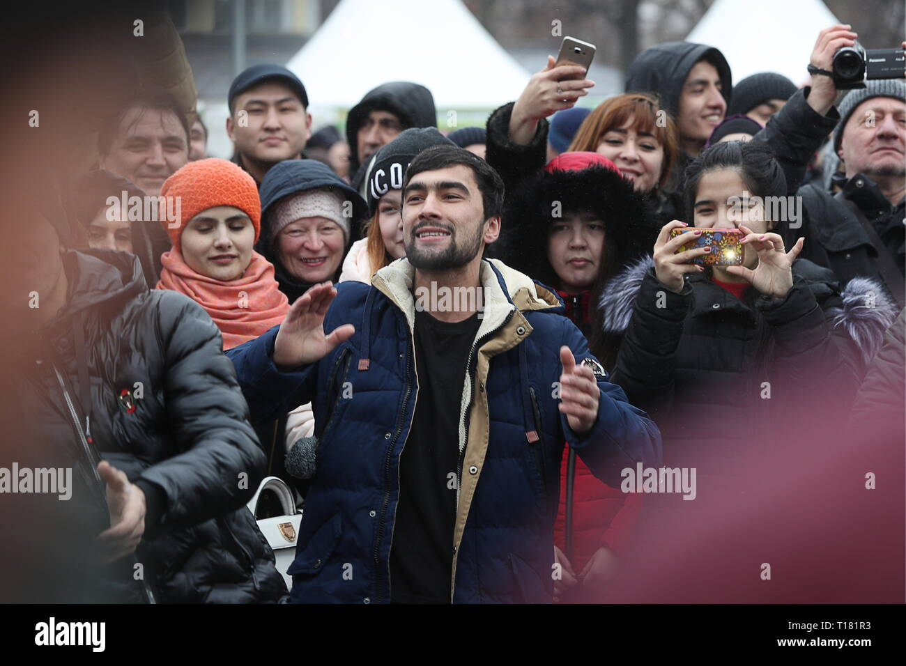 Moscow, Russia  24th Mar, 2019  MOSCOW, RUSSIA - MARCH 24