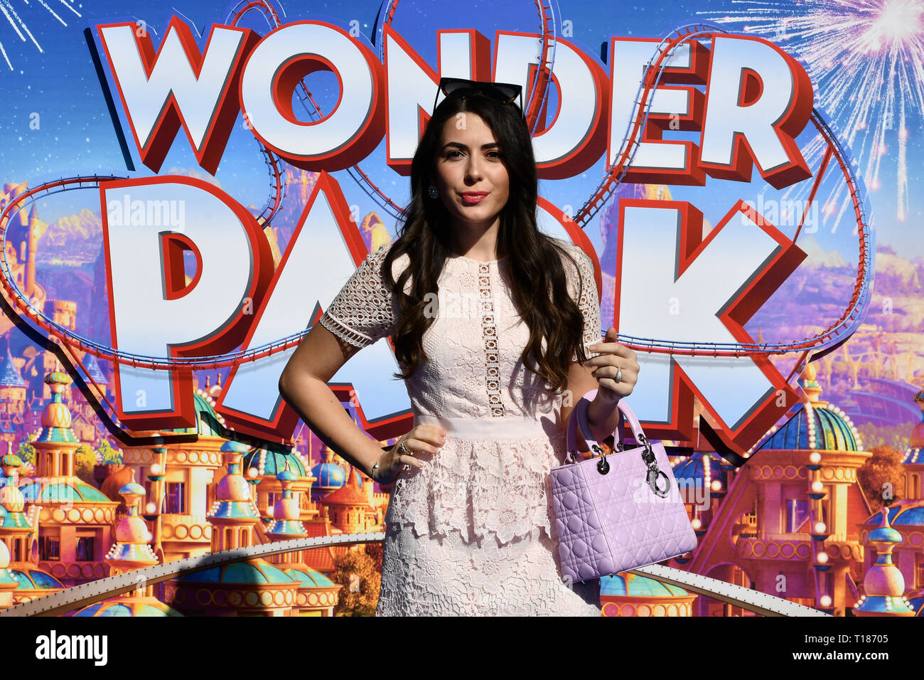 London, UK. 24th Mar 2019. WONDER PARK Gala Screening at Vue, Leicester Square, London on 24 March 2019, London, UK. Credit: Picture Capital/Alamy Live News Stock Photo