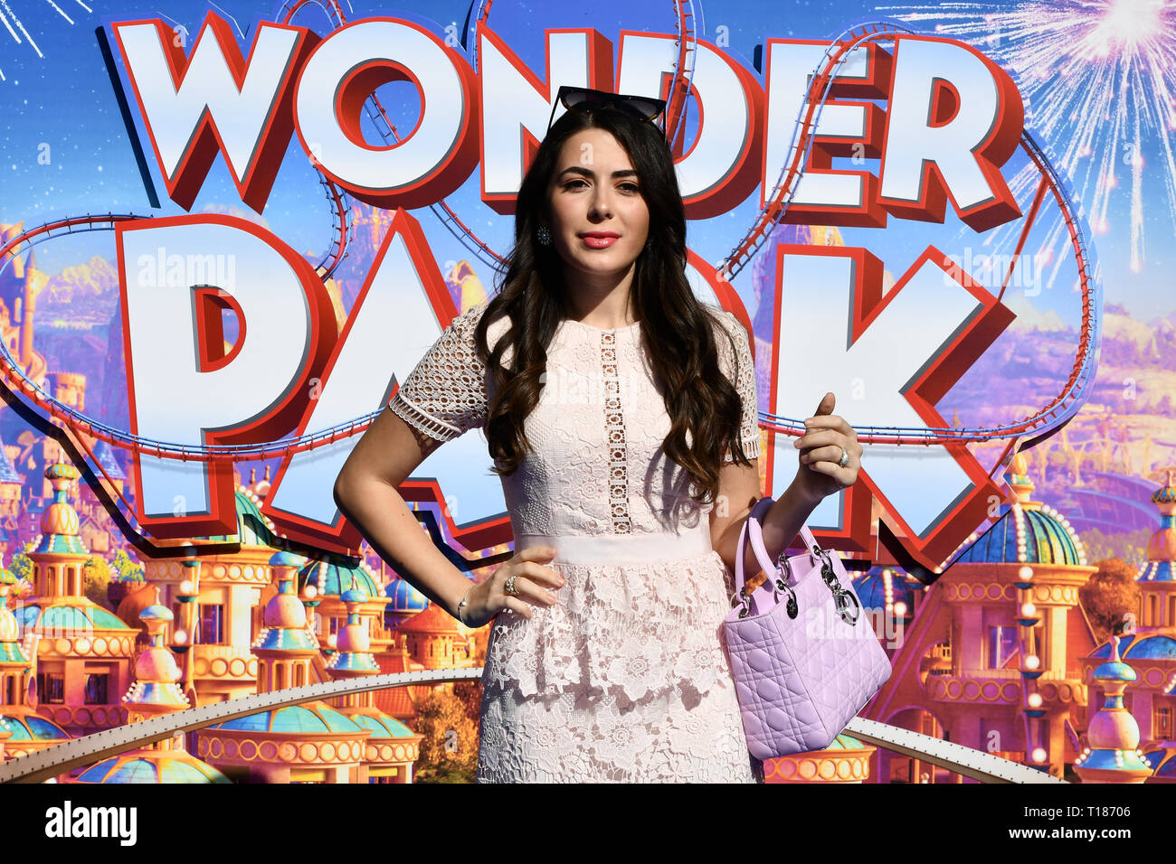 London, UK. 24th Mar 2019. WONDER PARK Gala Screening at Vue, Leicester Square, London on 24 March 2019, London, UK. Credit: Picture Capital/Alamy Live News - Stock Image