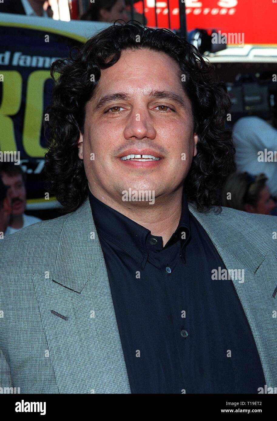 LOS ANGELES, CA - September 8, 2011:  Director ROB BOWMAN at the world premiere, in Los Angeles, of his new movie 'The X-Files.' - Stock Image