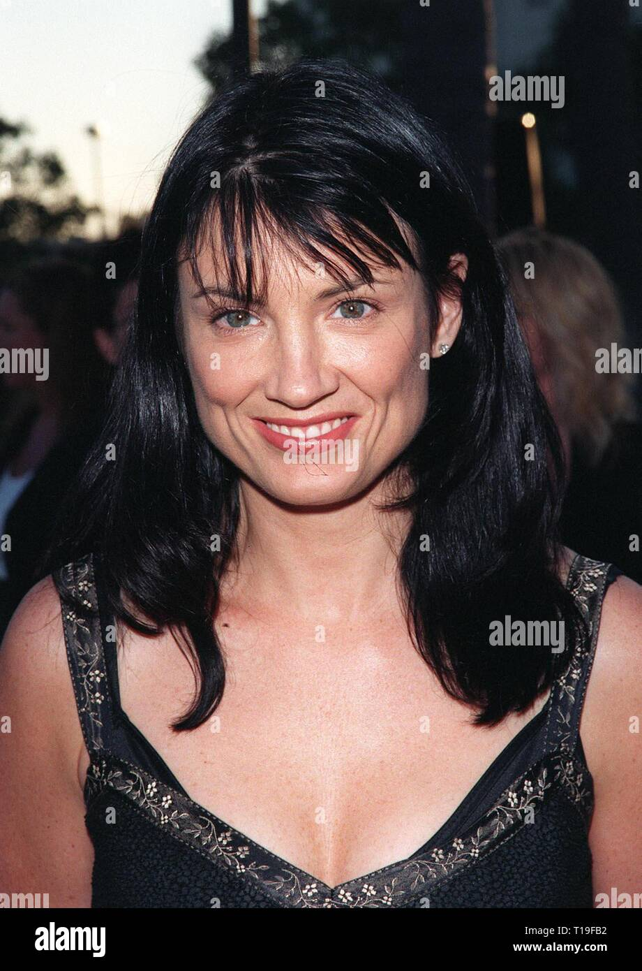"LOS ANGELES, CA - July 30, 1998:  Singer MEREDITH BROOKS at the Hollywood premiere of ""Snake Eyes."" Stock Photo"