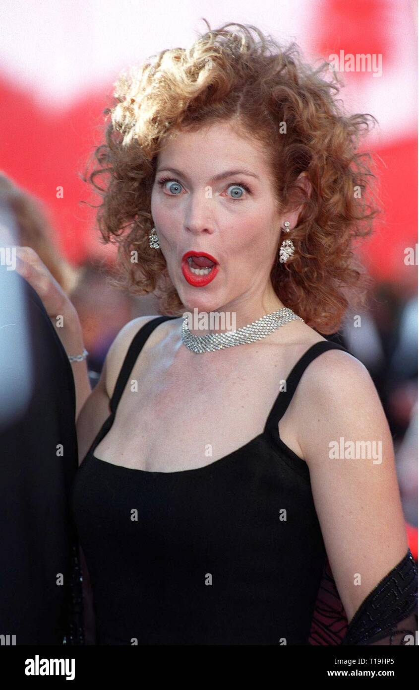 LOS ANGELES, CA - March 24, 1998: Actress AMY IRVING at the 70th Academy Awards.