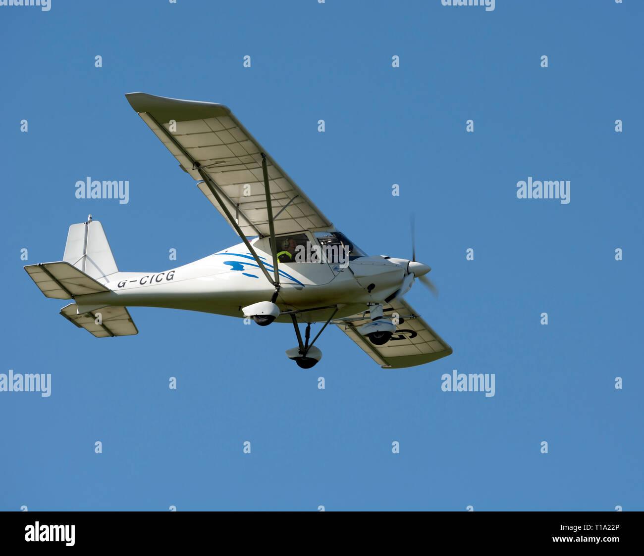 Microlight Plane Stock Photos & Microlight Plane Stock Images - Page