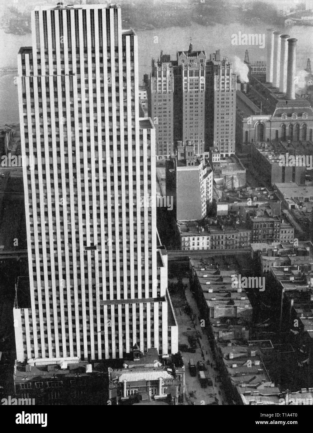 New York Daily News Building Stock Photos New York Daily News