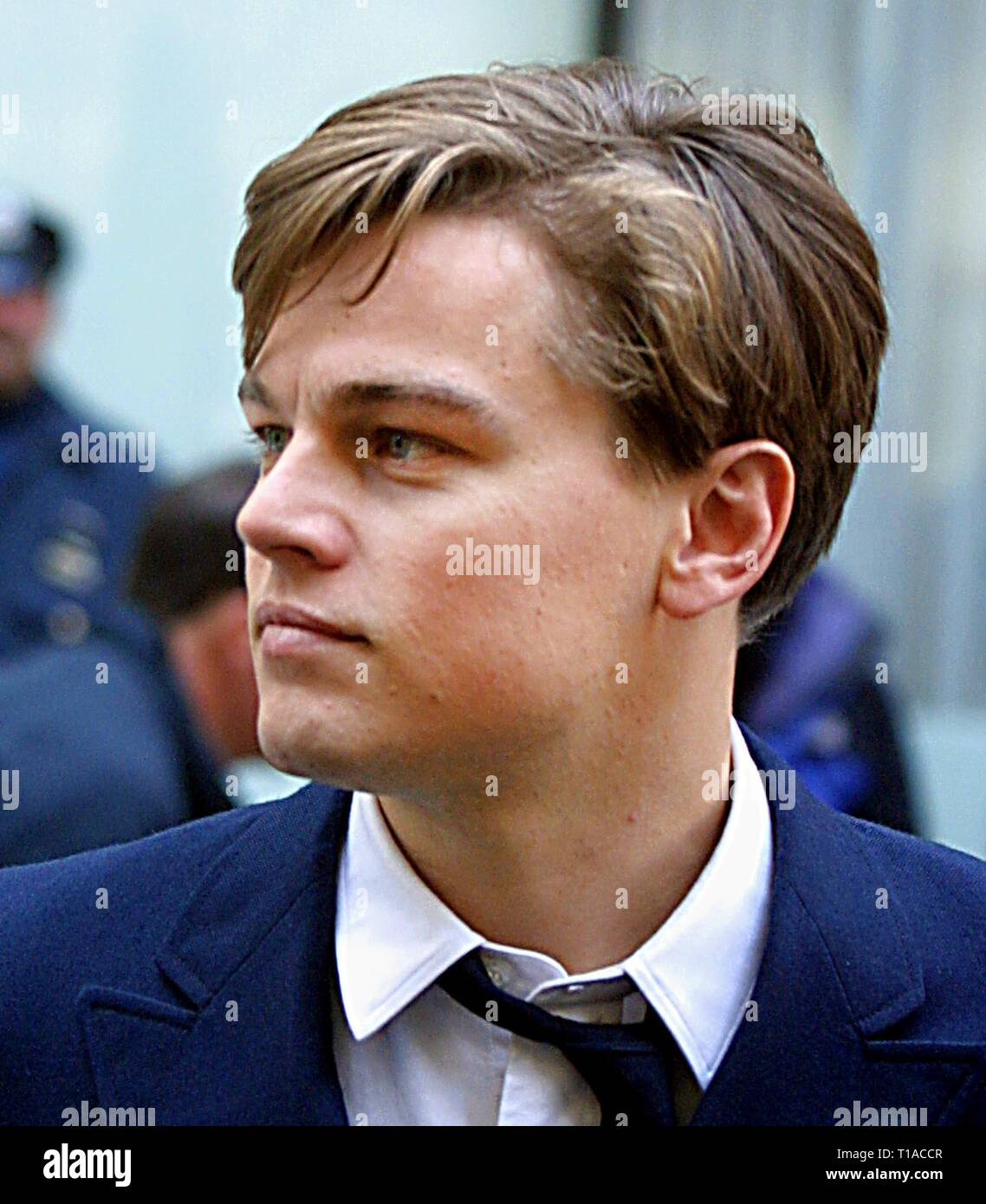 Catch Me If You Can Leonardo Dicaprio Stock Photos Catch Me If