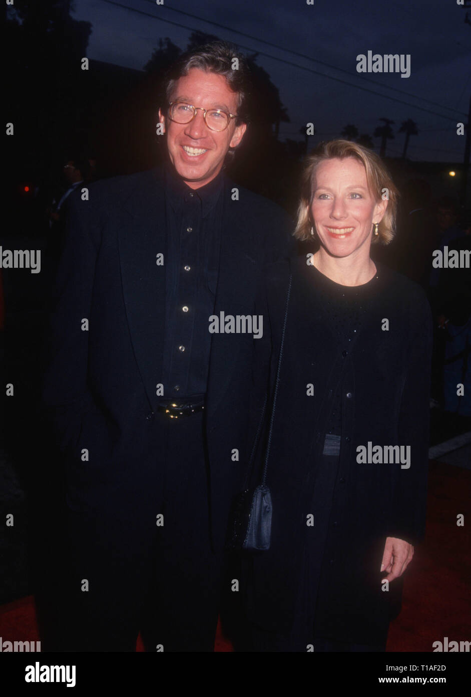 Los Angeles Ca March 6 Actor Tim Allen And Wife Laura Deibel Attend The Eighth Annual American Comedy Awards On March 6 1994 At The Shrine Auditorium In Los Angeles California Their divorce was finalized four years later. https www alamy com los angeles ca march 6 actor tim allen and wife laura deibel attend the eighth annual american comedy awards on march 6 1994 at the shrine auditorium in los angeles california photo by barry kingalamy stock photo image241791157 html