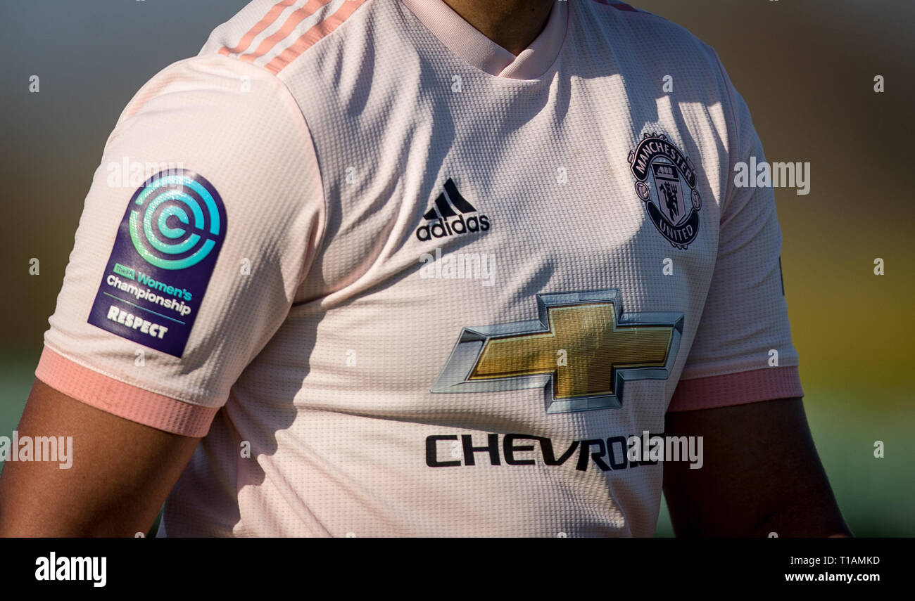 pretty nice 3af11 8649e Manchester United Away Shirt Stock Photos & Manchester ...