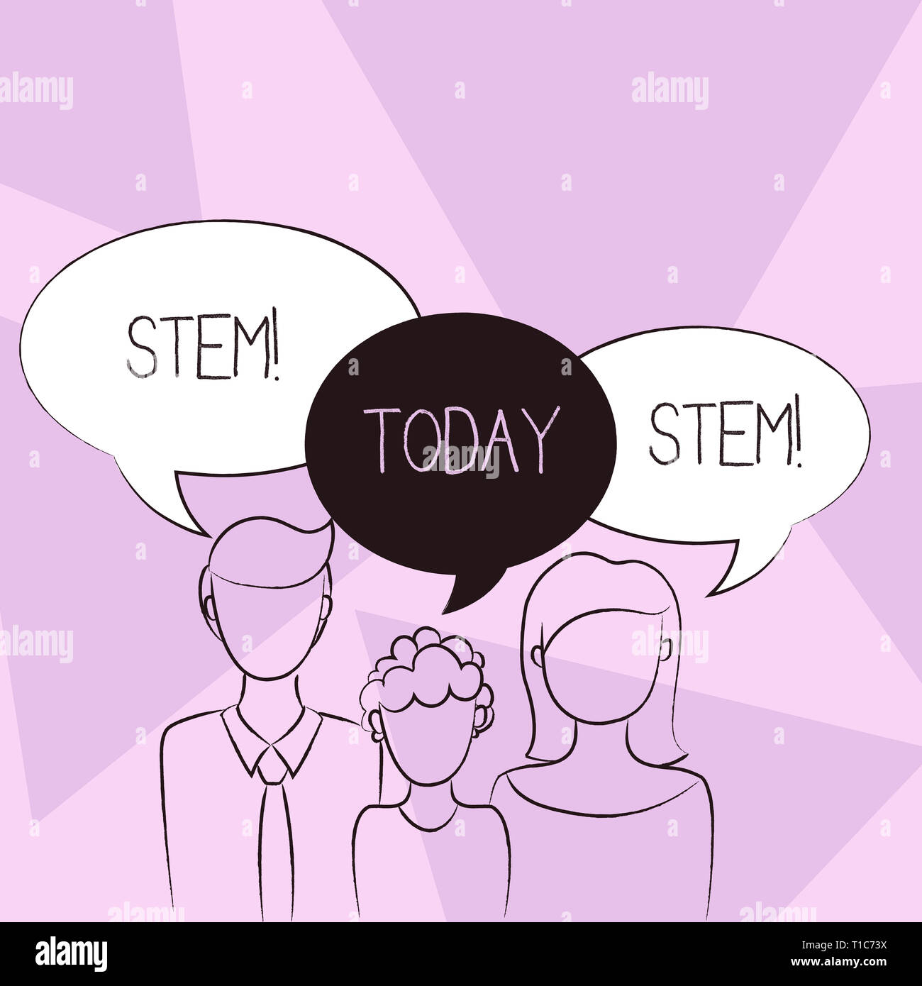Stem School Meaning: Child Development Research Stock Photos & Child