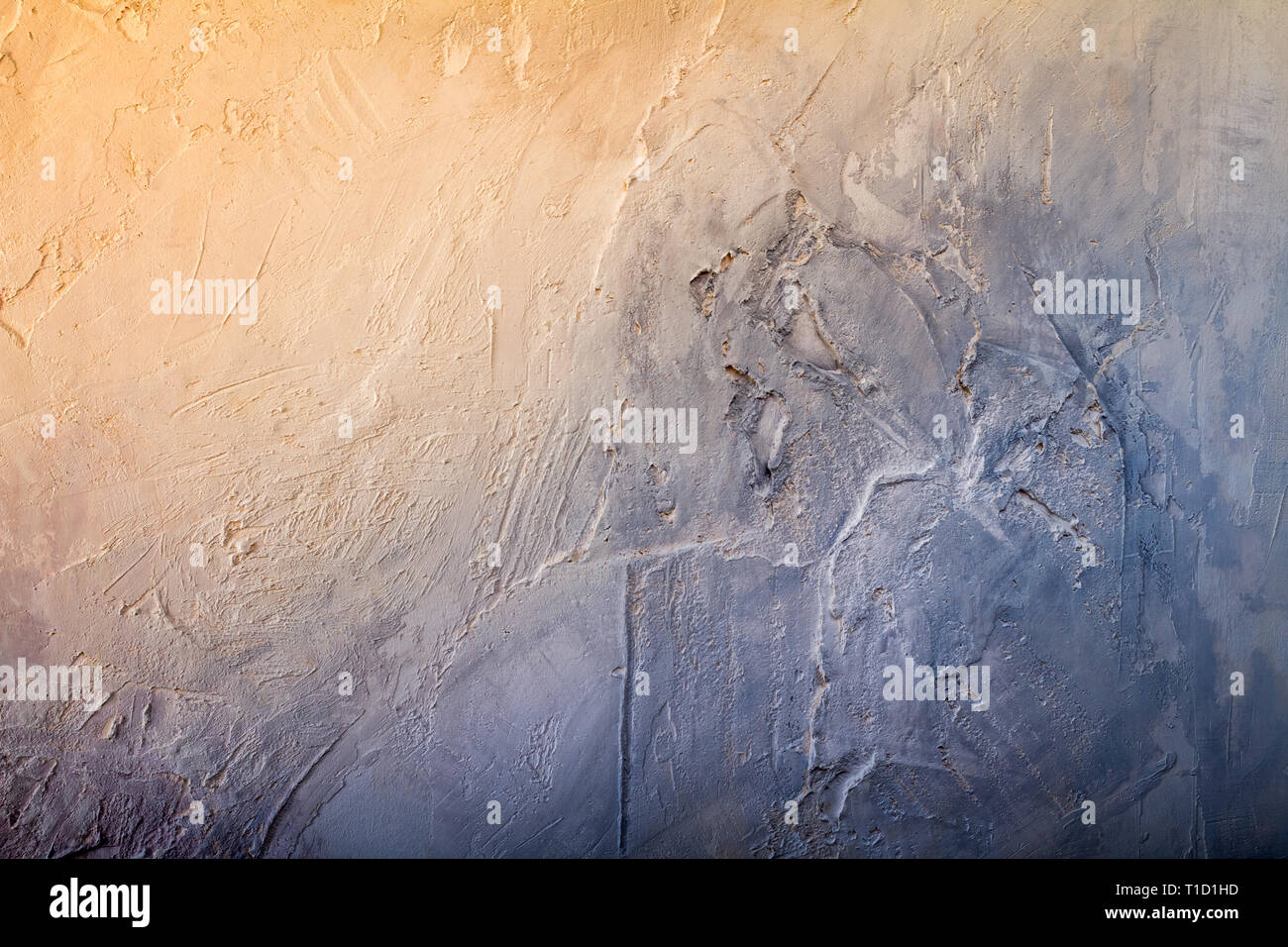 Abstract Light Color Old Cement Floor Texture Background