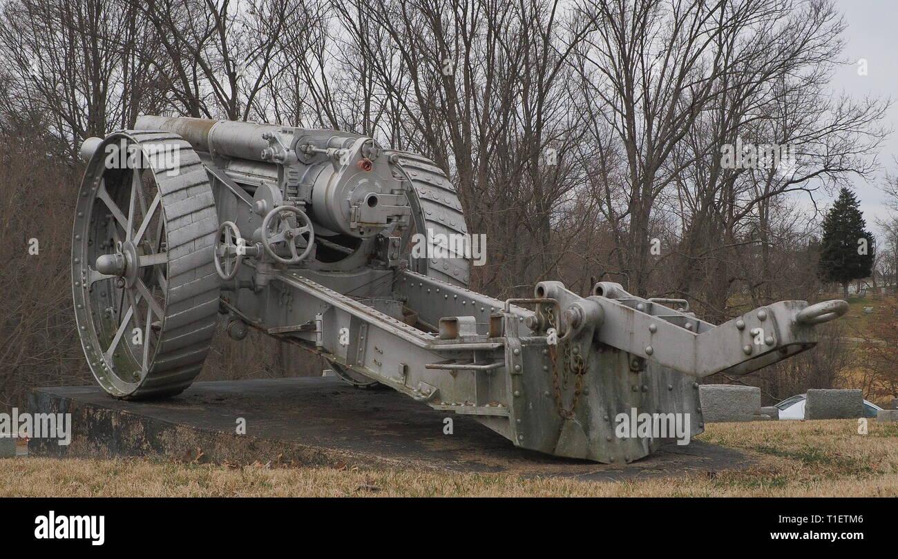 Ww1 Field Gun Stock Photos & Ww1 Field Gun Stock Images - Alamy