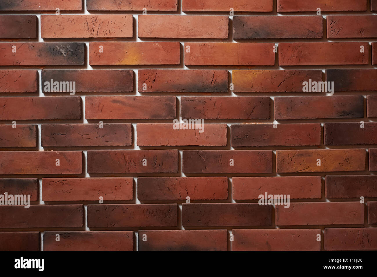 Red Brick Wall Texture For Wallpaper Design Brick Wall Background
