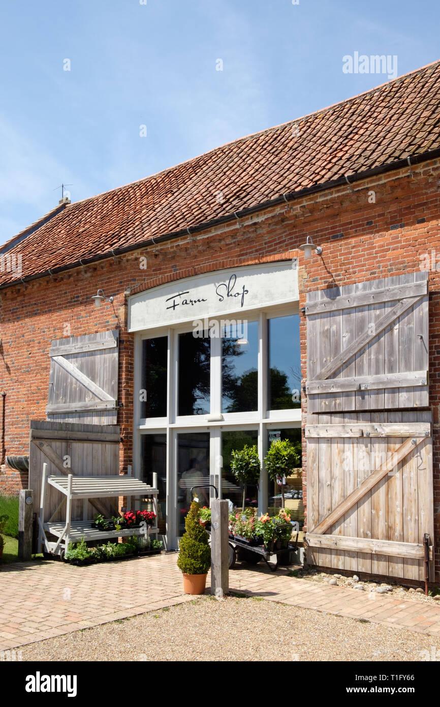b1bb7b02caa Farm Shop Cafe England Stock Photos & Farm Shop Cafe England Stock ...