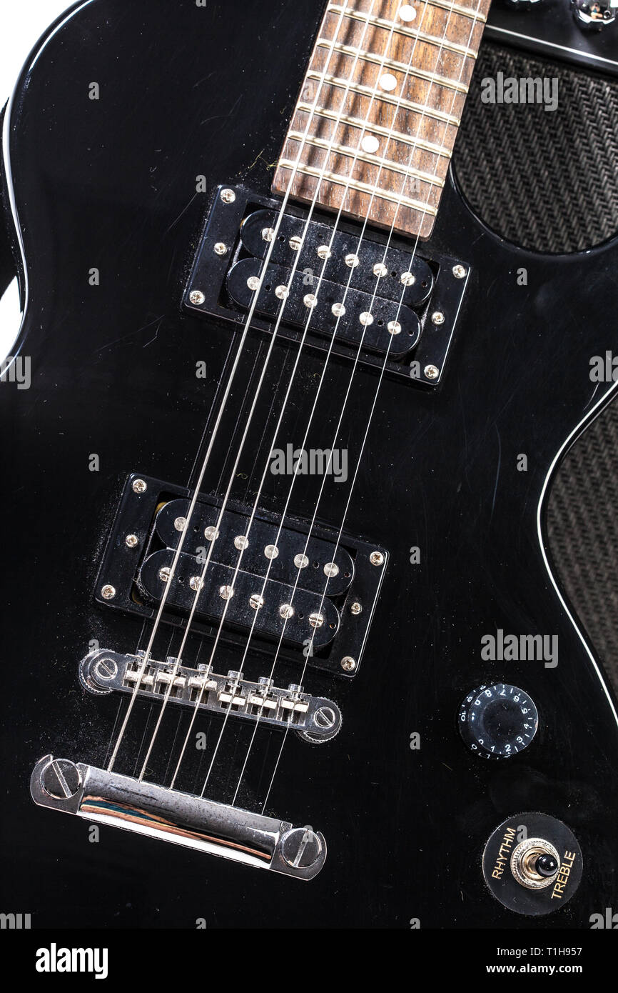 electric guitar parts stock photos electric guitar parts stock images alamy. Black Bedroom Furniture Sets. Home Design Ideas