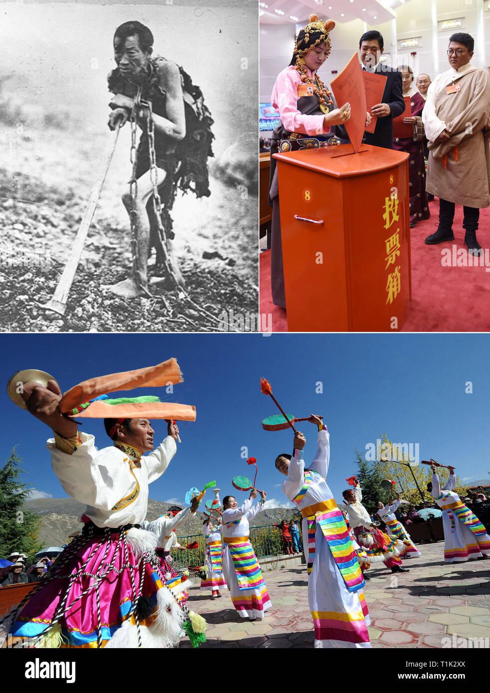 Old Tibet Stock Photos & Old Tibet Stock Images - Alamy