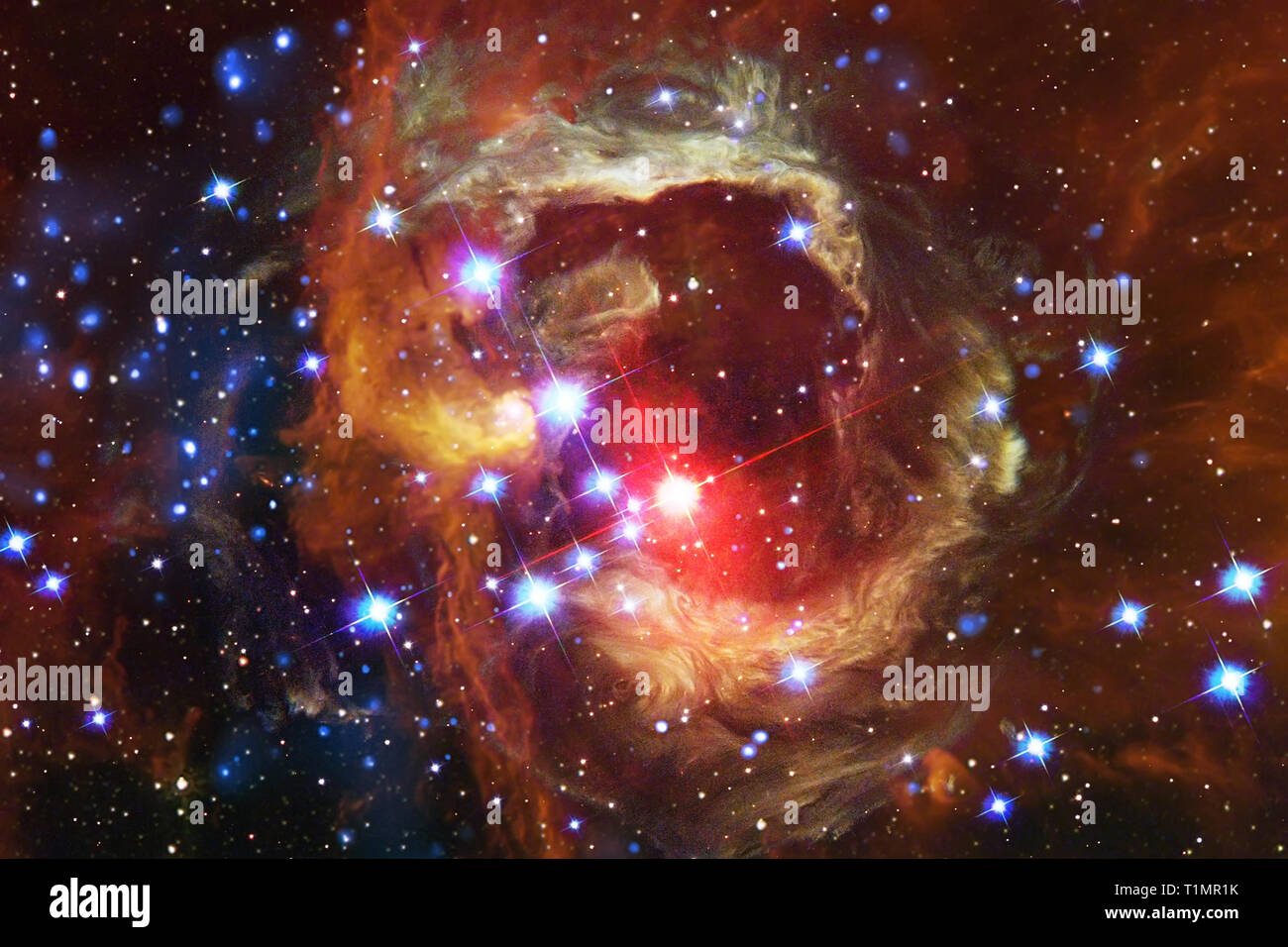 galaxies stars and nebulas in awesome space image colorful science fiction wallpaper elements of this image furnished by nasa T1MR1K