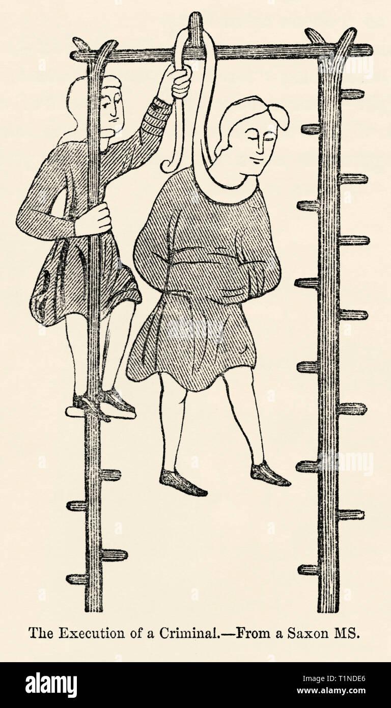 Erotic spanish garrote illustrations